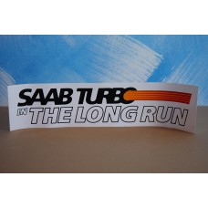 SAAB TURBO IN THE LONG RUN - 1986