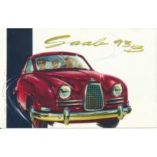 1958   Saab 93 B   (English)