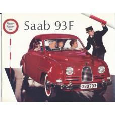 1960   Saab 93 F   (English)