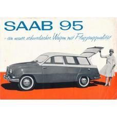 1959   Saab 95 Prototype   (German)