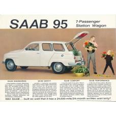 1963  Saab 95   (US-English)