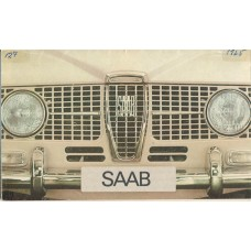 1965   Saab 95 + 96 + Sport   (Swedish)