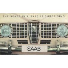 1965   Saab 95 + 96 + Monte Carlo 850   (US-English)