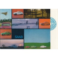 1966   Saab 95 + 96 + Monte Carlo 850   (English)