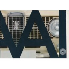1967   Saab 95 + 96 + Monte Carlo 850   (English)