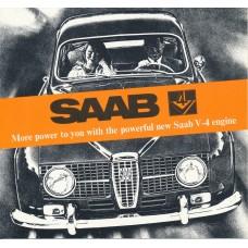 1967   Saab 95 V4 + 96 V4   (US-English)