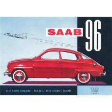 1960   Saab 96   (English)