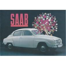 1965   Saab 96   (US-English)