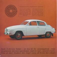 1966   Saab 96   (Swedish)