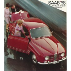 1968   Saab 96 V4   (English)