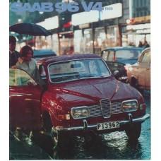 1969   Saab 96 V4   (Swedish)