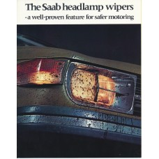 1973   The Saab headlamp wipers   (English)