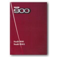 1986   Saab 900 + 900 i  (Swedish)