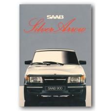 1986   Saab 900 Turbo Silver Arrow    (Dutch)