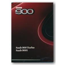 1988   Saab 900 i + Turbo  (Italian)
