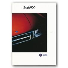 1992   Saab 900 i16 + 900 S + Turbo 16 + Turbo 16 S + Cabriolet   (Finnish)