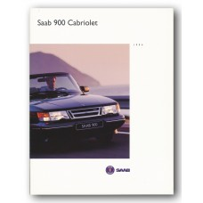 1994   Saab 900 S Cabriolet + Turbo S Cabriolet   (Italian)