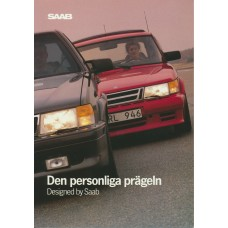 1988   Saab Styling Accessories - 900 + T 16 S + Cabrio + 9000  (Swedish)
