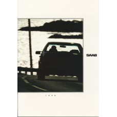 1990   Saab 900 + T 16 S + Cabrio + 9000  (Swedish)