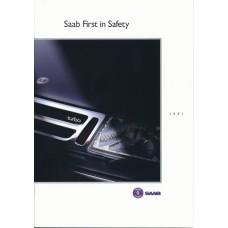 1991   Saab 900 + T 16 S Aero + Cabrio + 9000 incl. 2,3 Turbo S  (Dutch)