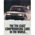 1991   Saab 900 + T 16 S SPG + Cabrio + 9000  (USA-English)