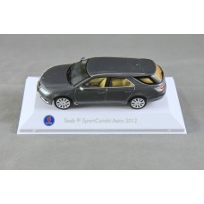 Saab 9-5 II Kombi 2012 (No. 46) - carbon grey metallic