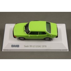 Saab 99 2-door USA 1976 - opal green