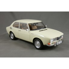 Saab 99 L 2-door 1969 - cream