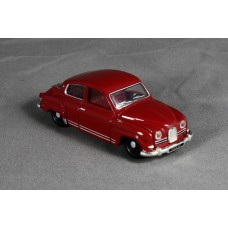 Saab 96 Sport 2-stroke 1961 - dark red