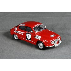 "Saab 96 V4 Rally 1972 - ""8"" red"