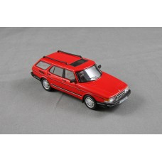 Saab 900 SAFARI 1981/1990 - red