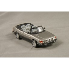 Saab 900 Turbo 16 S Cabrio 1992 - grey metallic