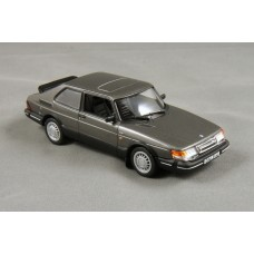 Saab 900 Turbo 3-door 1991 - grey metallic