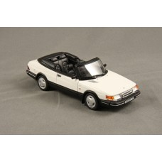 Saab 900 Turbo 16 S Cabrio 1991 - white