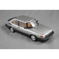 Saab 900 Turbo 16 S 1985 - silver metallic