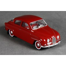 Saab 96 2-stroke 1961 - toreador red