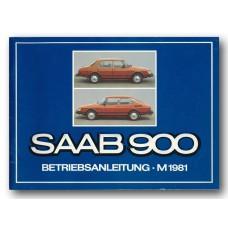 1981   Saab 900   (German)