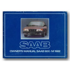 1982   Saab 900   (GB/IE-English)