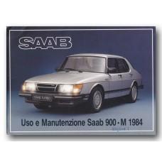 1984   Saab 900   (Italian)