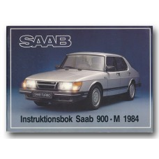 1984   Saab 900   (Swedish)