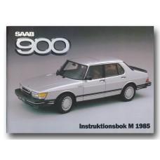 1985   Saab 900   (Swedish)