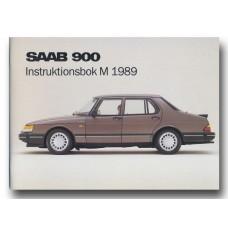 1989   Saab 900   (Swedish)