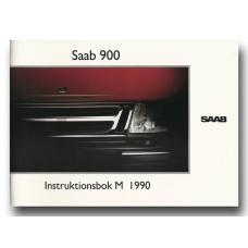 1990   Saab 900   (Swedish)