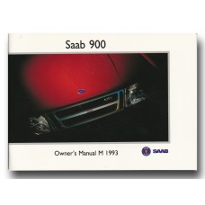 1993   Saab 900   (GB-English)