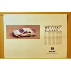 1986 TALLADEGA - Saab 9000 Turbo 16 - THE LONG RUN